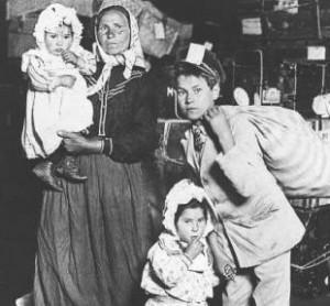 ellis island immigrati italiani