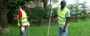 Prpgetto di volontariato di pubblica utilità associazione i care e comune di Grottammare