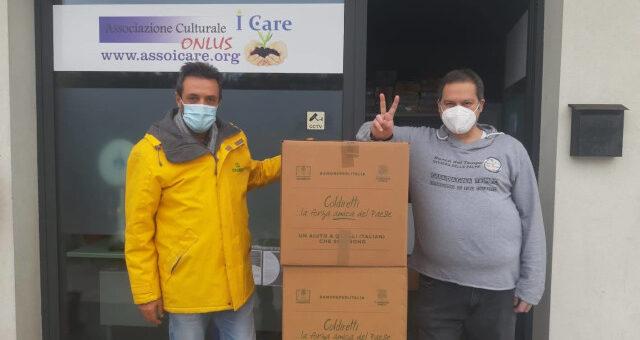 Associazione Volontariato I Care Coldiretti Cacciatori di Briciole